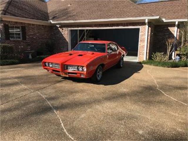 1969 Pontiac GTO (The Judge) (CC-1360054) for sale in Brandon, Mississippi