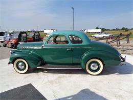 1940 Chevrolet Business Coupe (CC-1365405) for sale in Staunton, Illinois