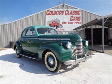 1940 Chevrolet Business Coupe (CC-1365405) for sale in Staunton, Illinois