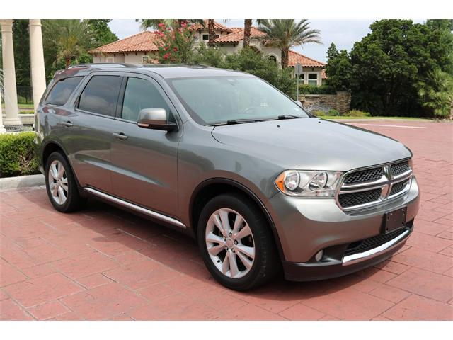 2012 Dodge Durango (CC-1360541) for sale in Conroe, Texas