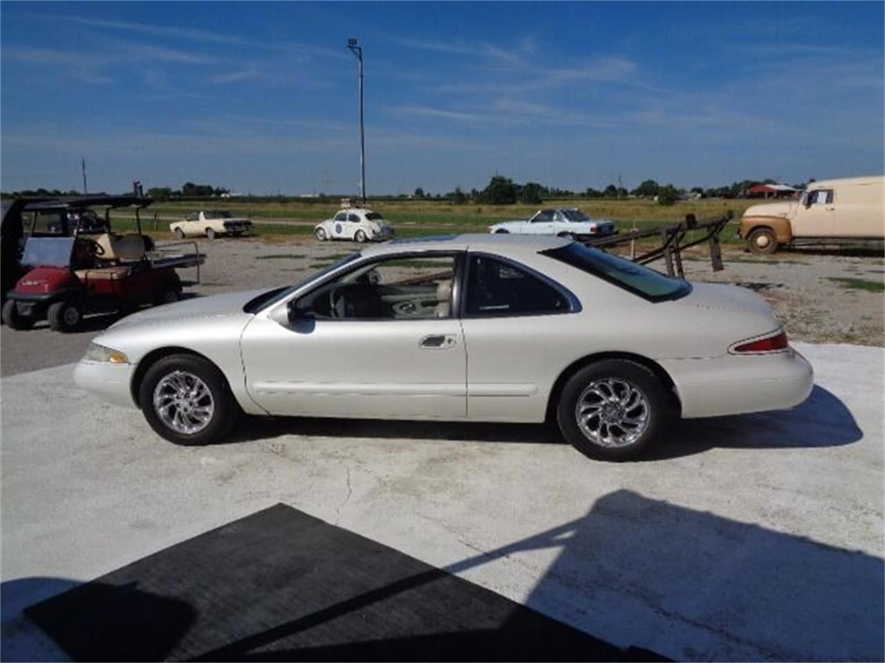 1997 Lincoln Mark VIII (CC-1365415) for sale in Staunton, Illinois