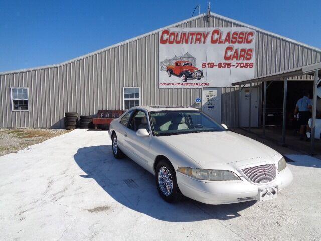 1997 Lincoln Mark VIII (CC-1365415) for sale in Staunton, Illinois