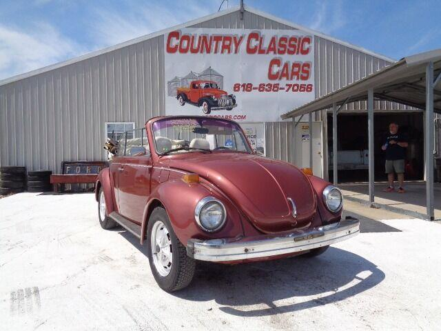 1978 Volkswagen Beetle (CC-1365418) for sale in Staunton, Illinois