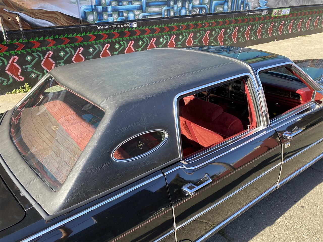 1978 Lincoln Town Car (CC-1360542) for sale in Oakland, California