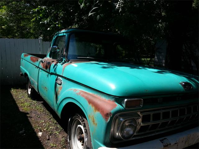 1965 Ford F250 (CC-1360547) for sale in Fergus Falls, Minnesota