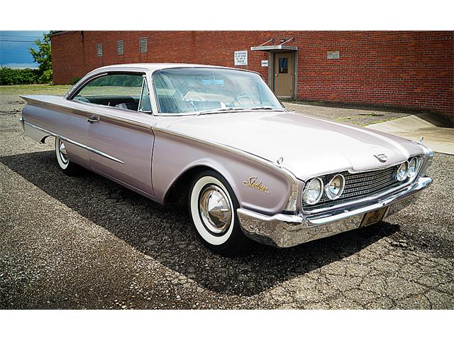 1960 Ford Starliner (CC-1360553) for sale in Canton, Ohio