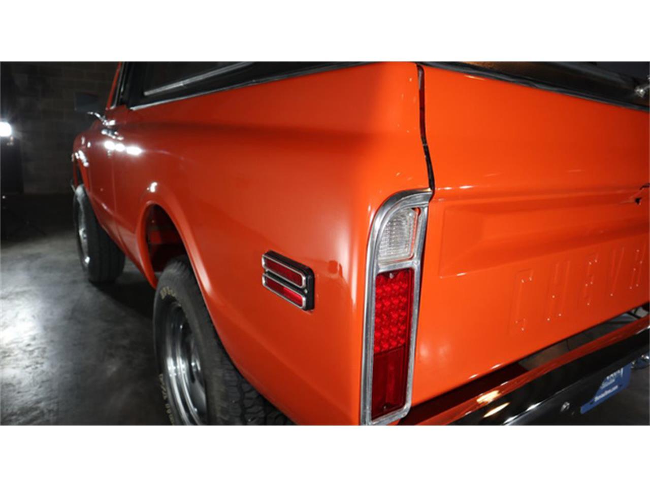 1971 Chevrolet Blazer (CC-1365531) for sale in Jackson, Mississippi