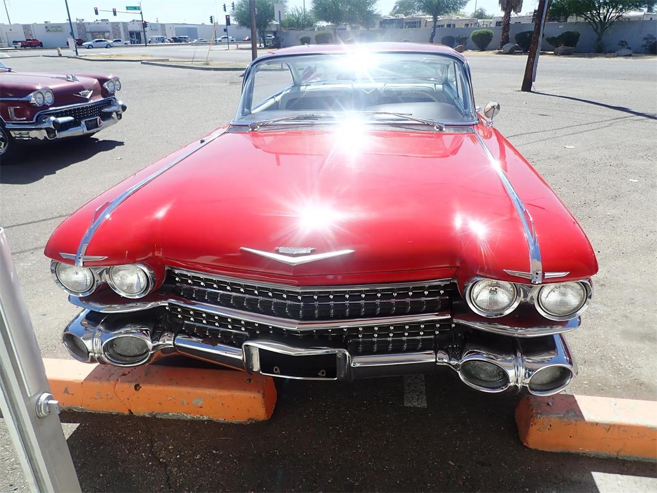 1959 Cadillac Coupe DeVille (CC-1360554) for sale in Phoenix, Arizona