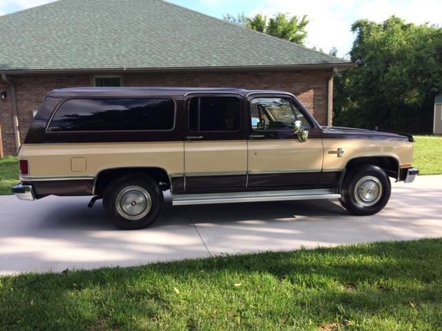 1986 Chevrolet Station Wagon (CC-1360555) for sale in WILLARD, Missouri