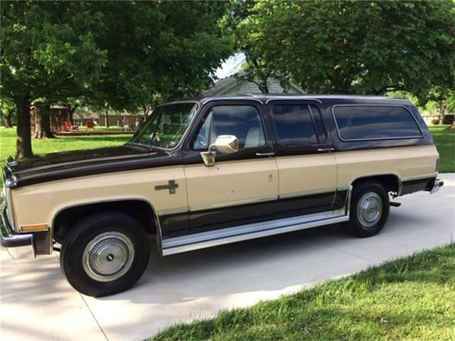 1986 Chevrolet Suburban (CC-1360555) for sale in WILLARD, Missouri