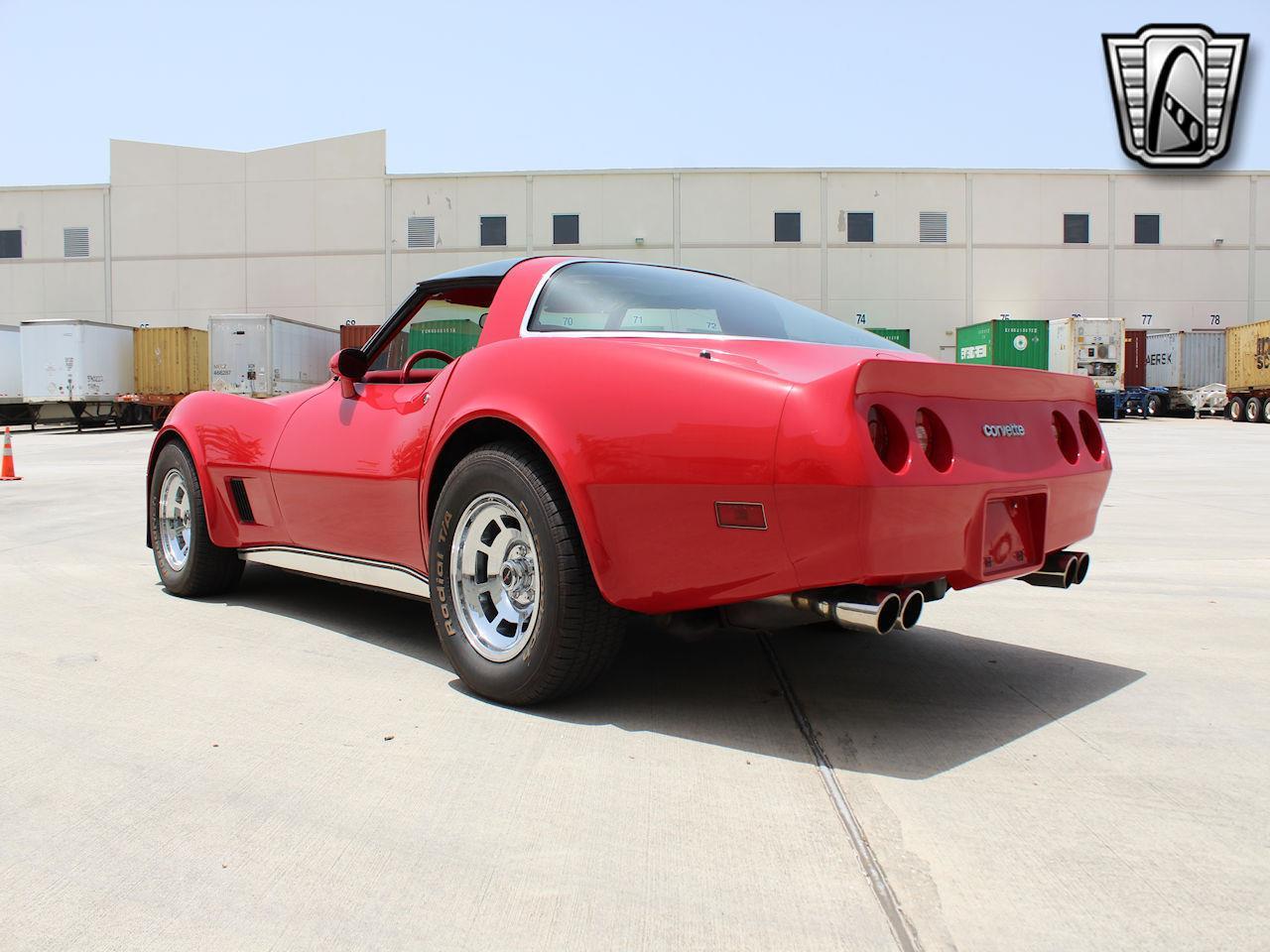 1981 Chevrolet Corvette (CC-1365559) for sale in O'Fallon, Illinois