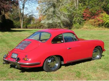 1965 Porsche 356 (CC-1365563) for sale in Cadillac, Michigan