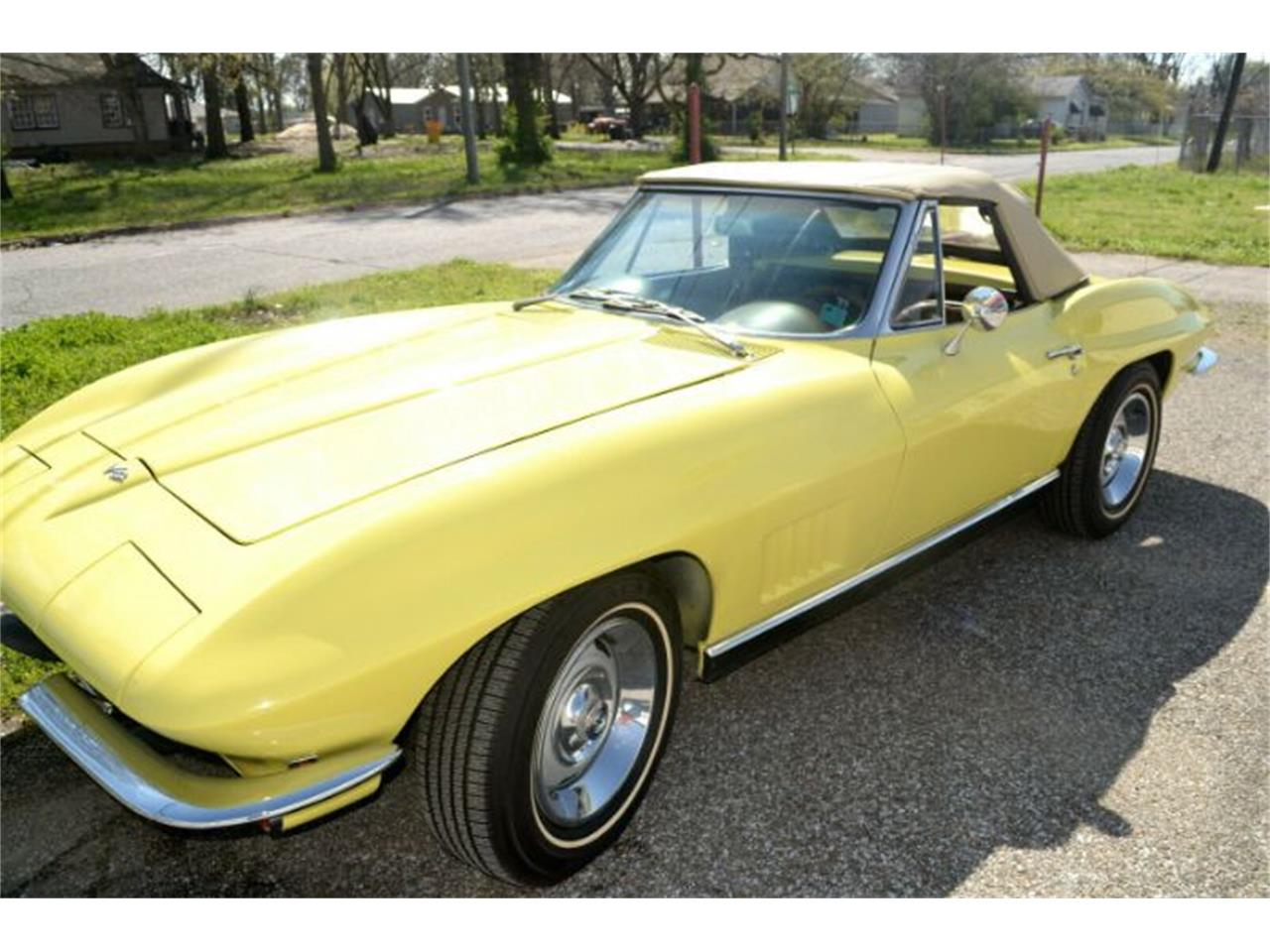 1967 Chevrolet Corvette (CC-1365565) for sale in Cadillac, Michigan