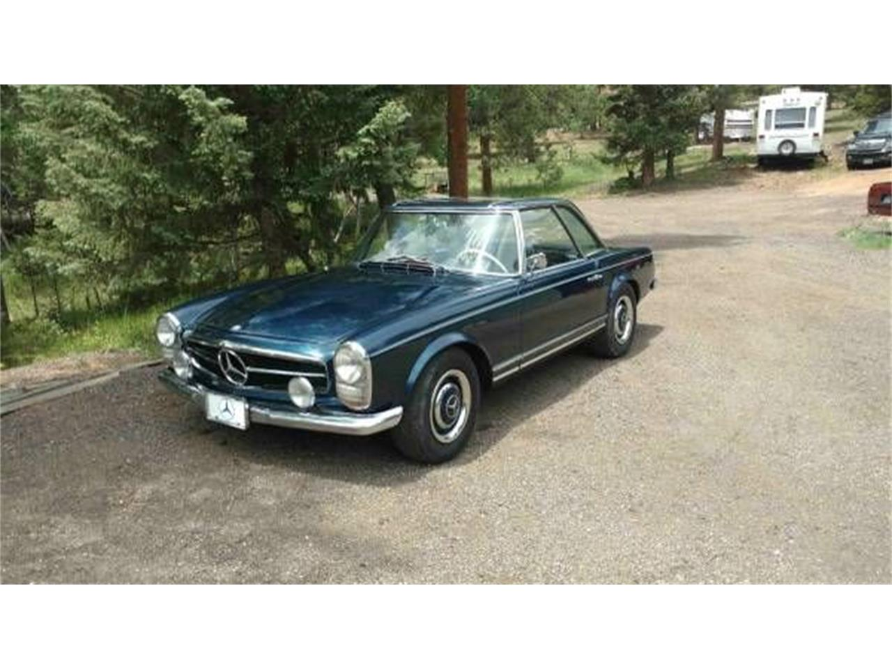 1967 Mercedes-Benz 250SL (CC-1365568) for sale in Cadillac, Michigan