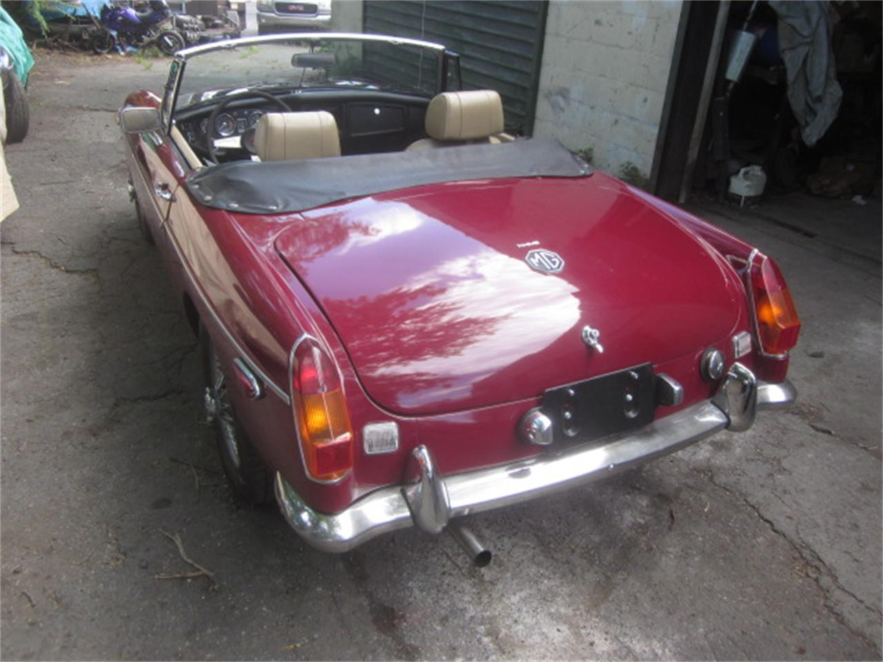 1974 MG MGB (CC-1360557) for sale in Stratford, Connecticut