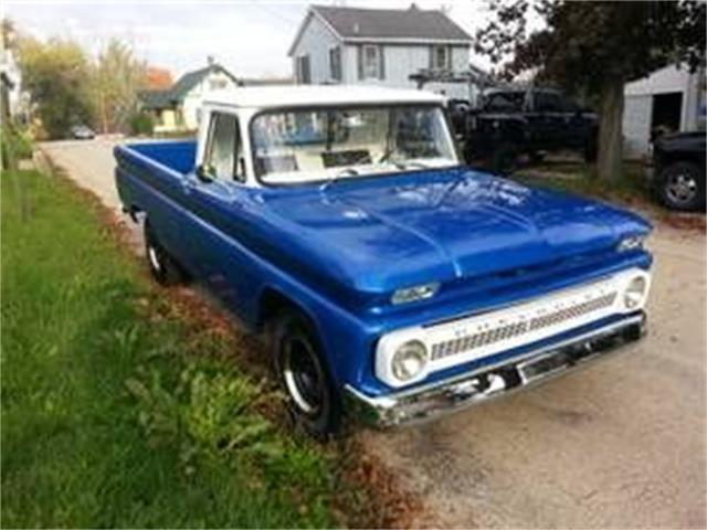 1964 Chevrolet C20 (CC-1365572) for sale in Cadillac, Michigan