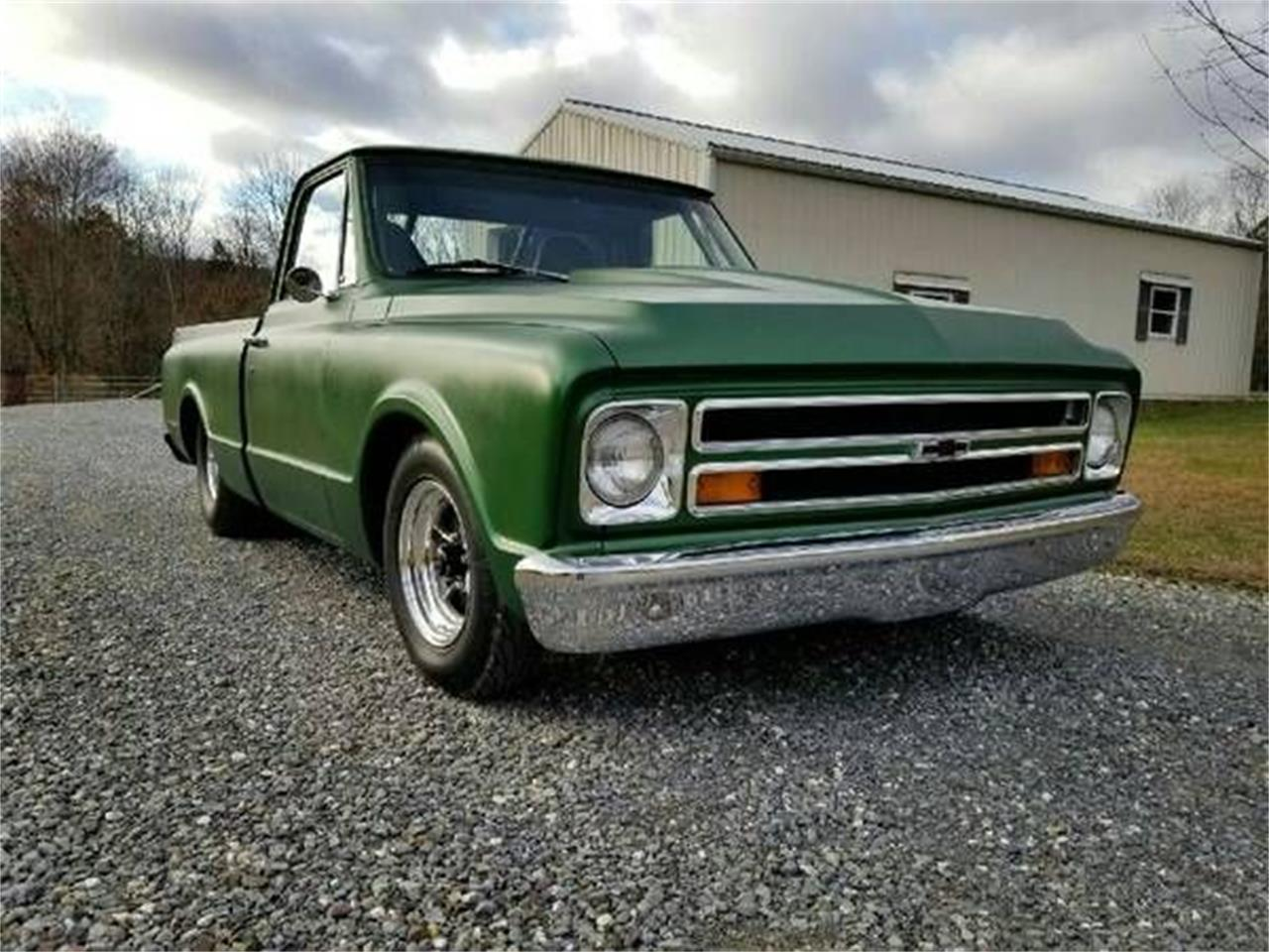 1968 Chevrolet C10 (CC-1365584) for sale in Cadillac, Michigan