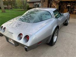 1978 Chevrolet Corvette (CC-1365587) for sale in Cadillac, Michigan