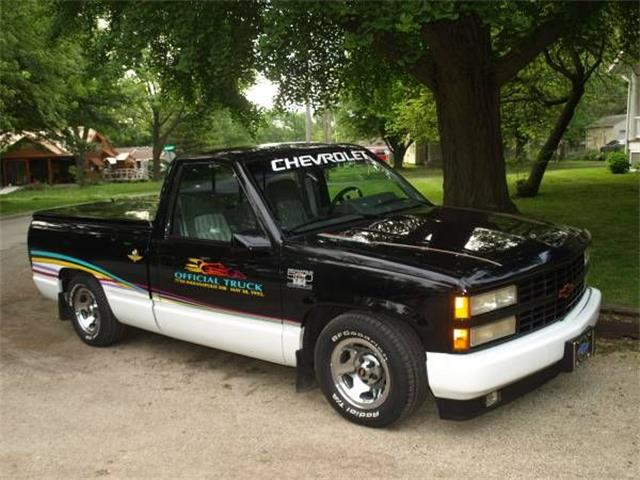 1993 Chevrolet Pickup (CC-1365606) for sale in Cadillac, Michigan