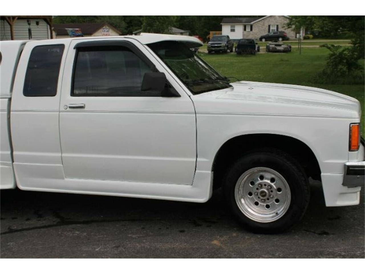 1988 Chevrolet S10 (CC-1365609) for sale in Cadillac, Michigan