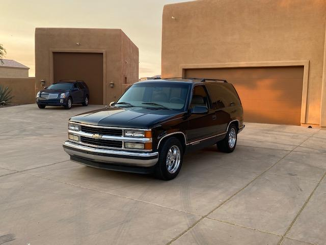 1999 Chevrolet Tahoe (CC-1360561) for sale in Desert Hills, Arizona