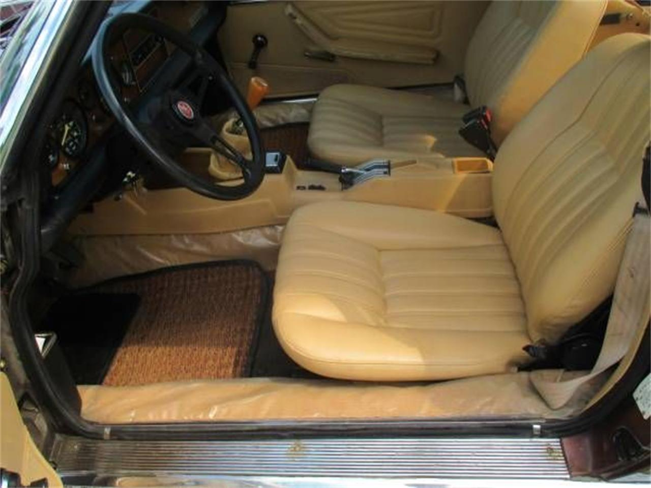 1979 Fiat Spider (CC-1365611) for sale in Cadillac, Michigan