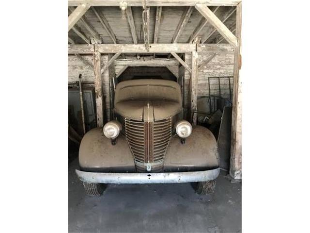 1938 Pontiac Silver Streak (CC-1365614) for sale in Cadillac, Michigan
