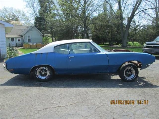 1970 Buick Gran Sport (CC-1365615) for sale in Cadillac, Michigan