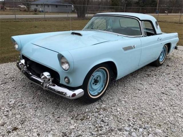 1955 Ford Thunderbird (CC-1365619) for sale in Cadillac, Michigan
