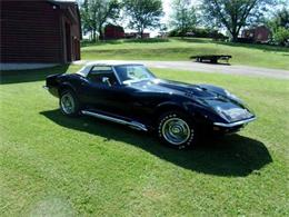 1969 Chevrolet Corvette (CC-1365625) for sale in Cadillac, Michigan