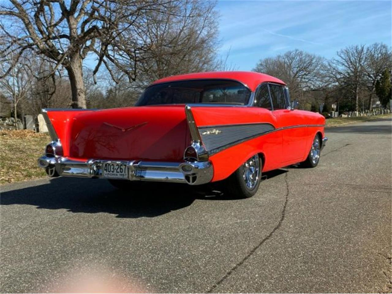 1957 Chevrolet Bel Air (CC-1365631) for sale in Cadillac, Michigan
