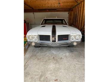 1971 Oldsmobile Cutlass (CC-1365633) for sale in Cadillac, Michigan