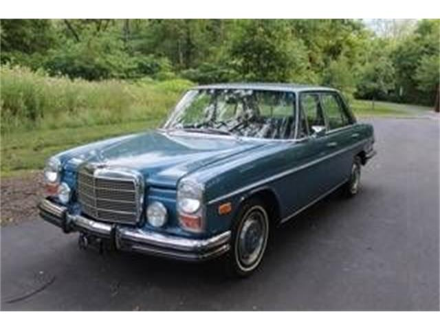 1973 Mercedes-Benz 280 (CC-1365638) for sale in Cadillac, Michigan