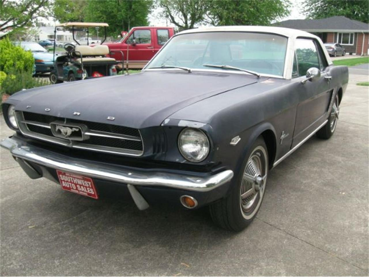 1965 Ford Mustang (CC-1365640) for sale in Cadillac, Michigan