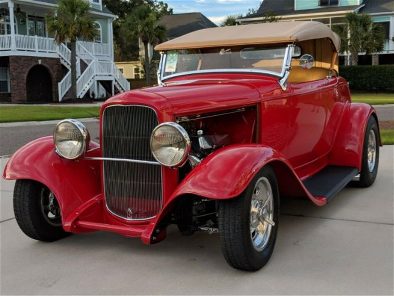 1932 Ford Roadster (CC-1365643) for sale in Cadillac, Michigan
