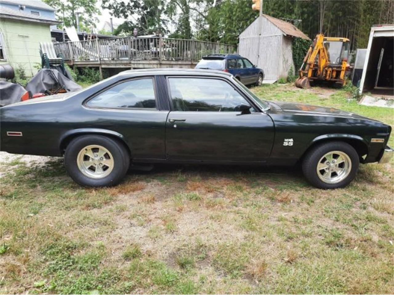 1976 Chevrolet Nova (CC-1365645) for sale in Cadillac, Michigan