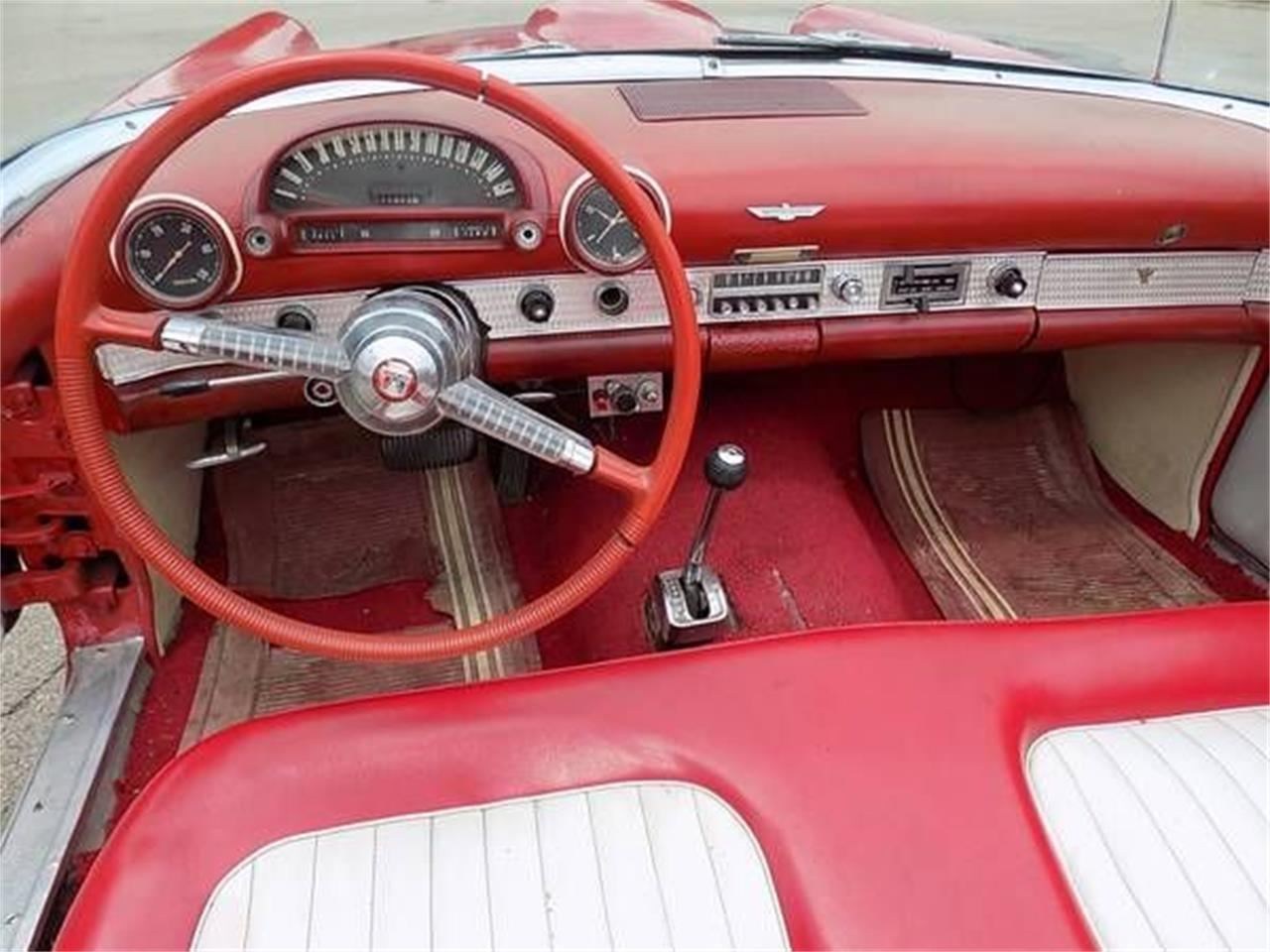 1955 Ford Thunderbird (CC-1365656) for sale in Cadillac, Michigan