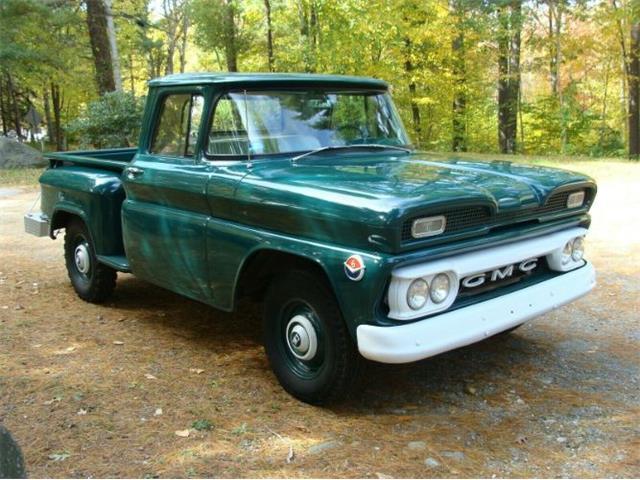 1961 GMC Sierra (CC-1365666) for sale in Cadillac, Michigan