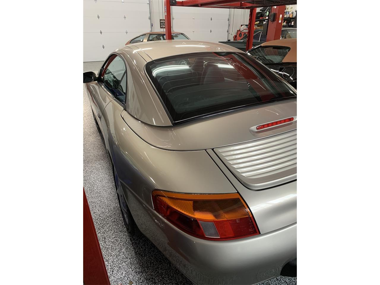 1999 Porsche 911 Carrera (CC-1360567) for sale in Cross Plains, Tennessee