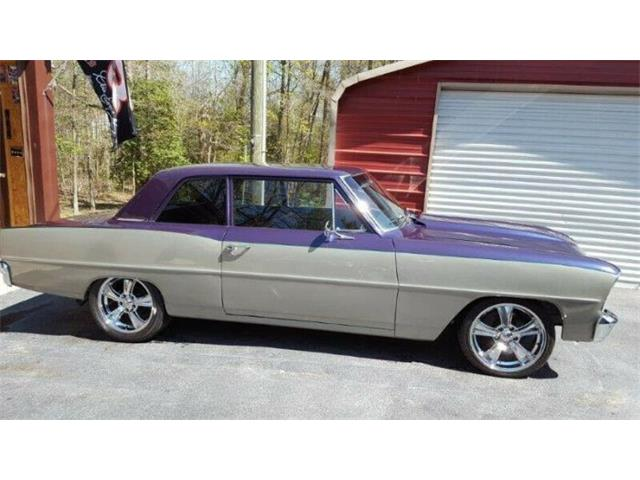 1966 Chevrolet Chevy II (CC-1365683) for sale in Cadillac, Michigan