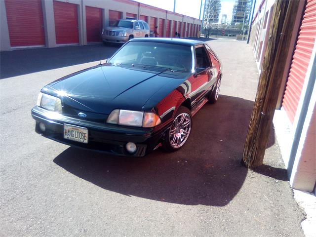 1993 Ford Mustang GT (CC-1360570) for sale in Scottsdale, Arizona