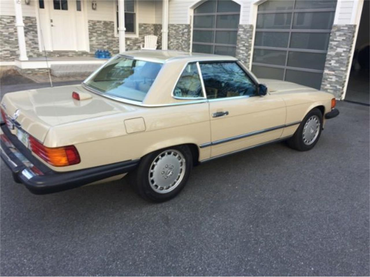 1986 Mercedes-Benz 500SL (CC-1365710) for sale in Cadillac, Michigan