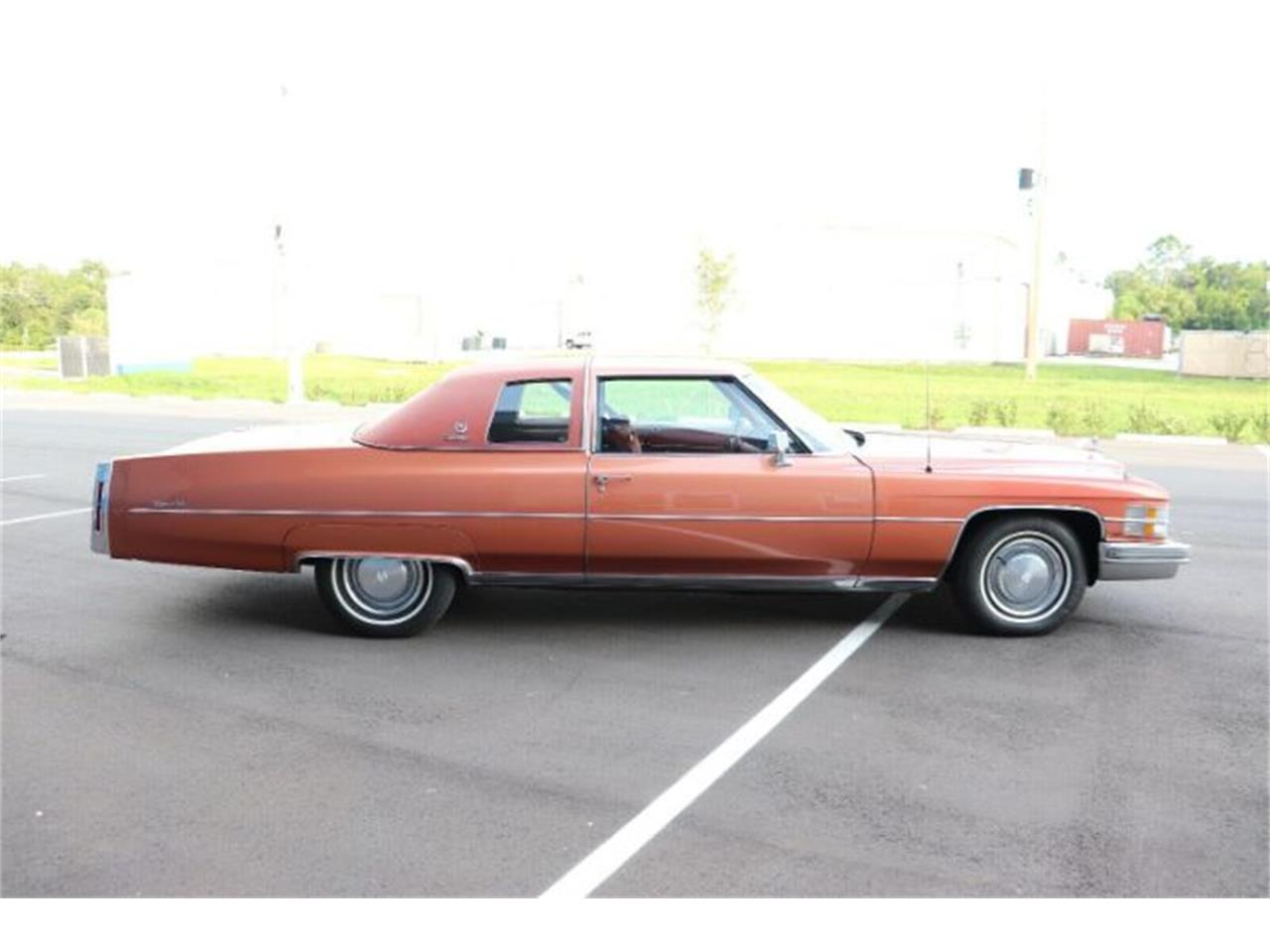 1974 Cadillac Coupe DeVille (CC-1365719) for sale in Cadillac, Michigan