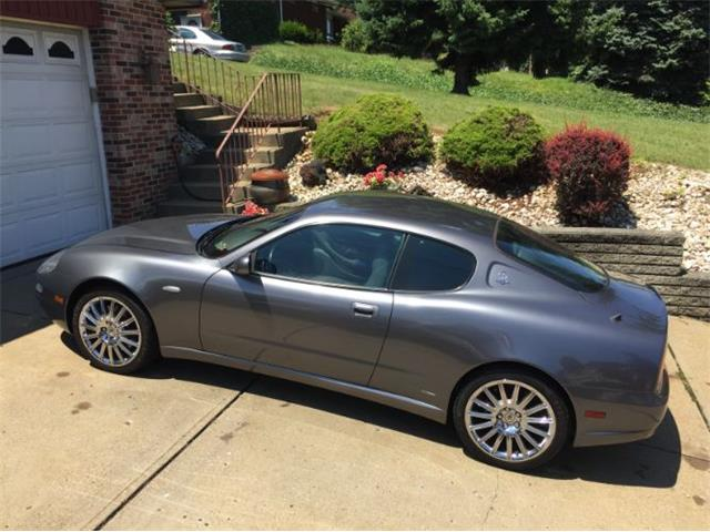 2002 Maserati Cambiocorsa (CC-1365723) for sale in Cadillac, Michigan