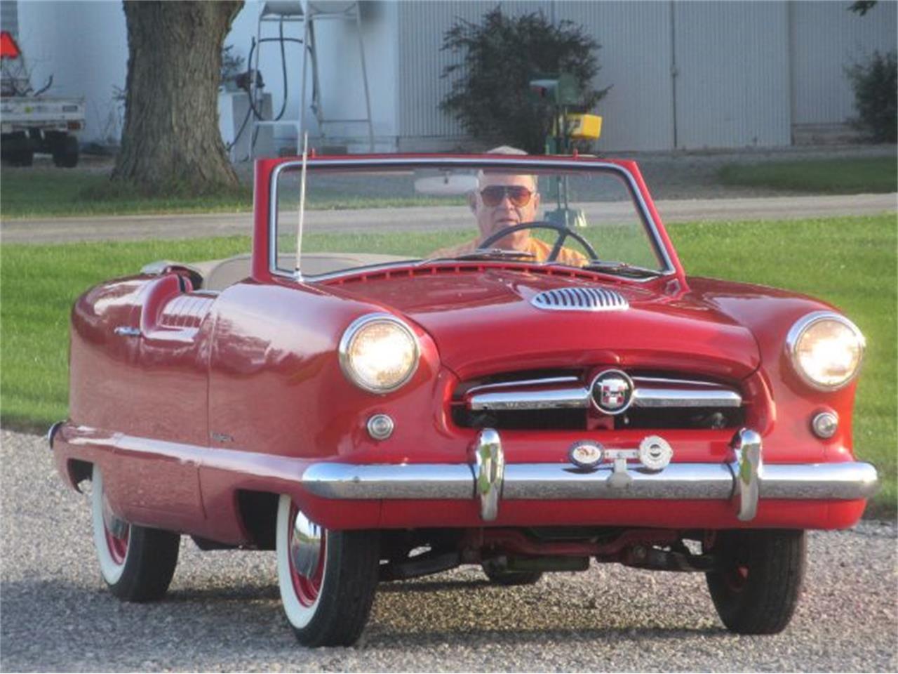 1955 Nash Statesman (CC-1365725) for sale in Cadillac, Michigan