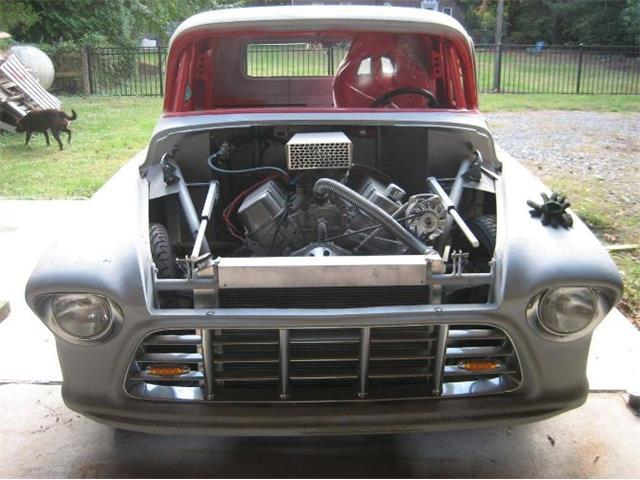 1955 Chevrolet Pickup (CC-1365729) for sale in Cadillac, Michigan