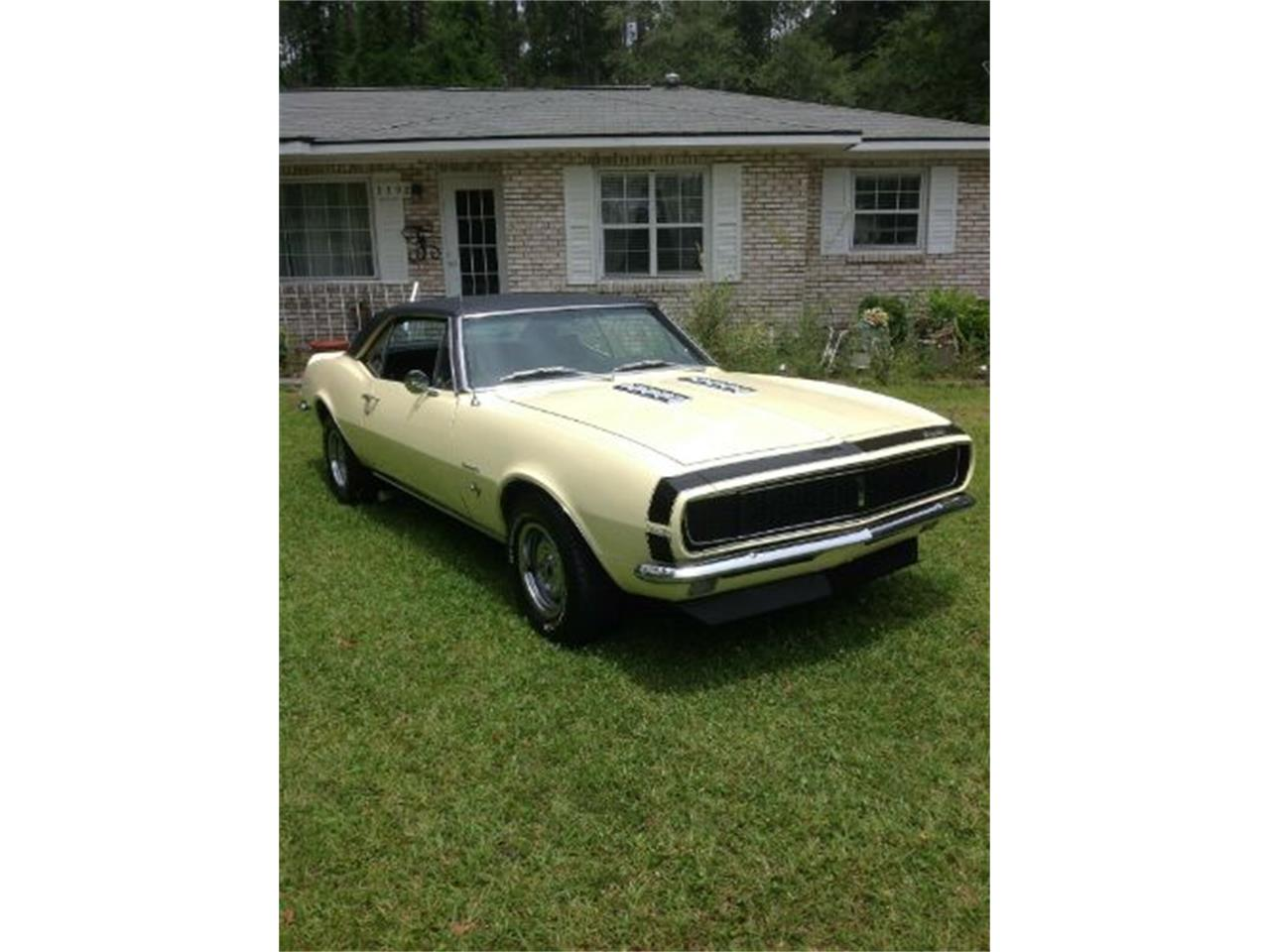 1967 Chevrolet Camaro (CC-1365731) for sale in Cadillac, Michigan