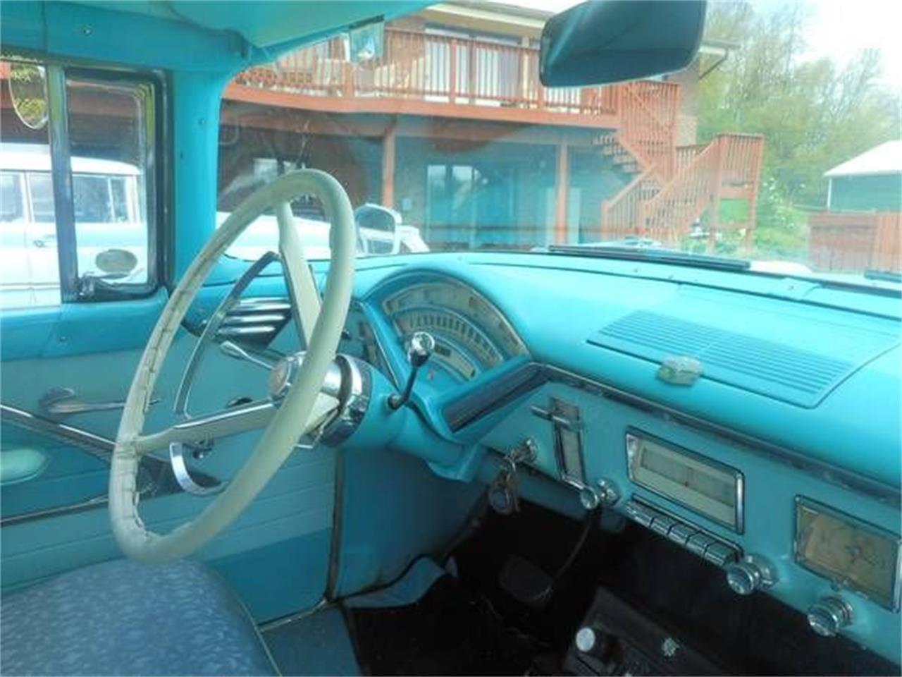 1956 Mercury Monterey (CC-1365736) for sale in Cadillac, Michigan
