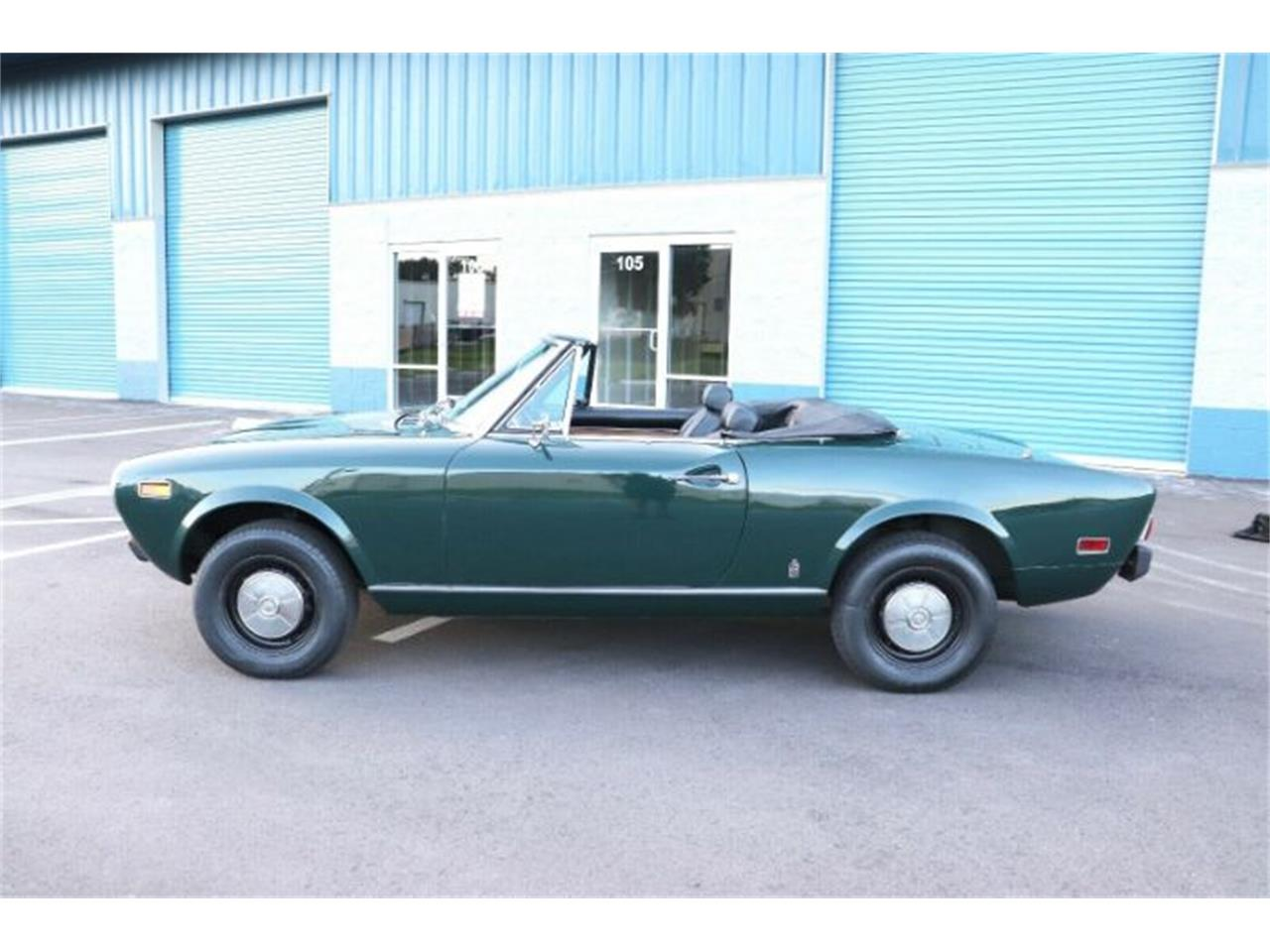 1975 Fiat 124 (CC-1365739) for sale in Cadillac, Michigan