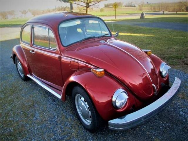 1974 Volkswagen Beetle (CC-1365745) for sale in Cadillac, Michigan
